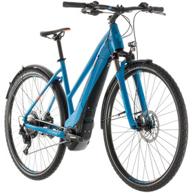 Cube Cross Hybrid Race 500 Allroad Trapeze, blue'n'orange
